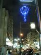 早稲田通りのイルミネーション